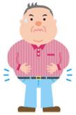 肥満による病気イメージ2